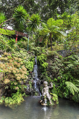 Monte Palace Tropical Garden, one of Madeira's most famous, Monte, Funchal, Madeira, Atlantic, Portugal, Europe