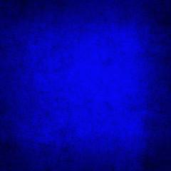abstract blue xmas background of elegant dark vintage grunge
