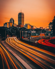 Boston traffic lights