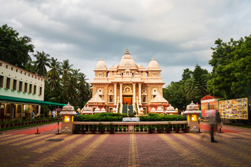 Sri Ramakrishna Math historical building in Chennai