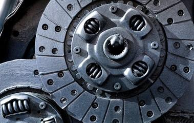 Automobile engine part
