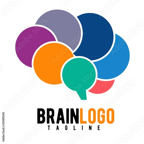 brain vector logo - photo #8