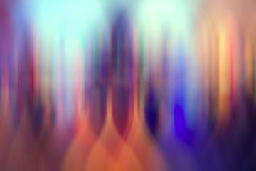 background blur blue gradient