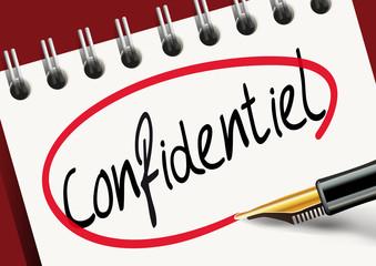 Confidentiel - Secret - Information - Donnée
