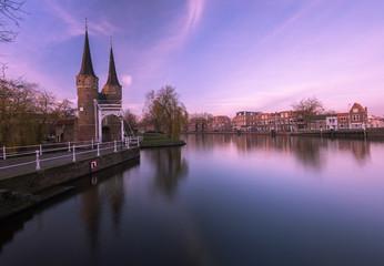 De Oostpoort, Delft, Holanda