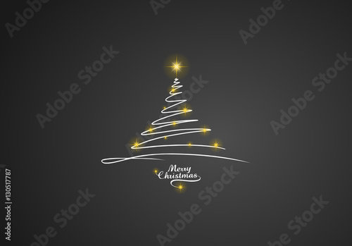 weihnachtsbaum kerzen stock image and royalty free. Black Bedroom Furniture Sets. Home Design Ideas