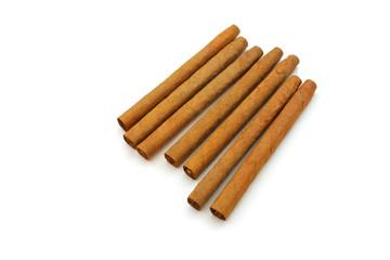 zigarren auf einem weissen hintergrund