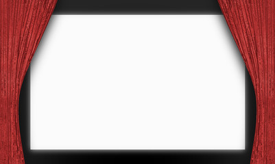 Theatre Screen - Blank