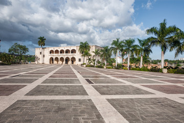 Palace in Santo Domingo