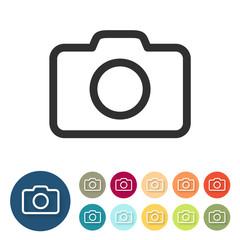Icon - Kamera - Fotografie