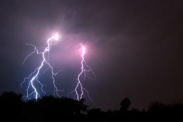 Twin Lightning