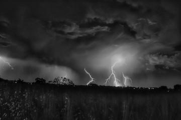 Lightning Horizon