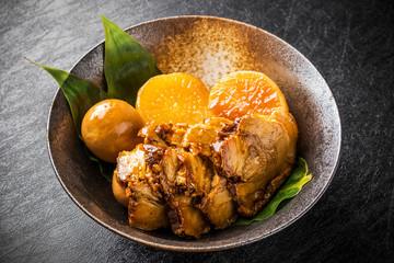 豚の角煮  Japanese style Simmered Pork