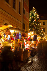 Christmas market in Goerlitz - Saxony - Germany