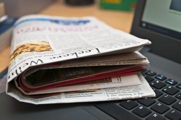 Zeitung Presse Journalismus