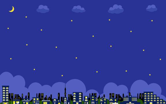 街並み 夜景