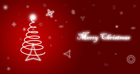 Merry Christmas High Resolution Wallpaper