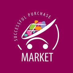 vector logo market