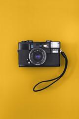 Retro instant camera