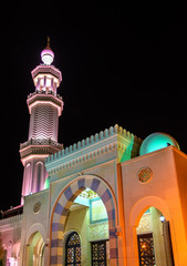 Sharif Hussein Bin Ali mosque in Aqaba