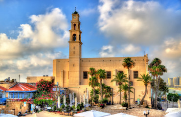 St. Peter's Church in Tel Aviv-Jaffa