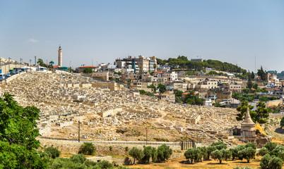 Mount of Olives Jewish Cemetery - Jerusalem