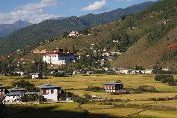 Paro Tal Bhutan