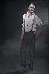 Kleidung 20er 30er manner