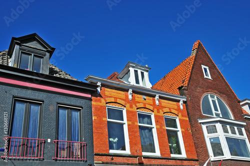 Case tradizionali di alkmaar olanda paesi bassi for Case tradizionali
