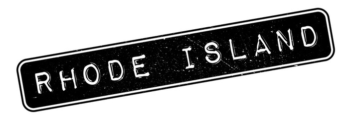 Rhode Island rubber stamp. Grunge design with dust scratches. Effects can be easily removed for a clean, crisp look. Color is easily changed.