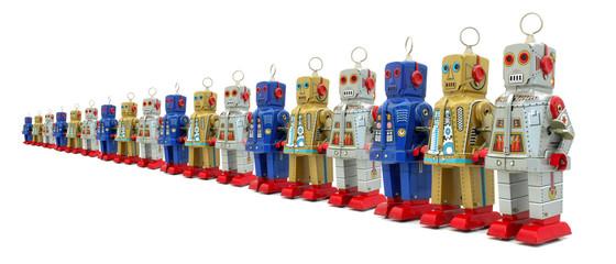 Robots (Tin toys)