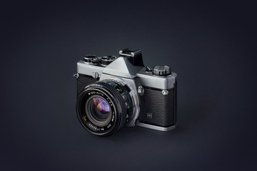 Analog SLR Camera
