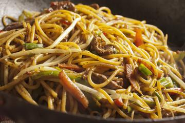 Nepali Fried Noodles