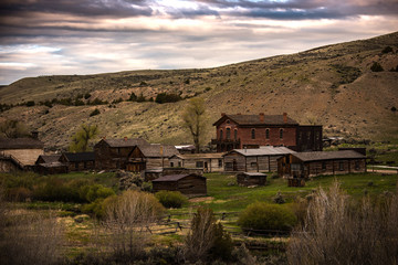 Bannack Ghost Town Montana