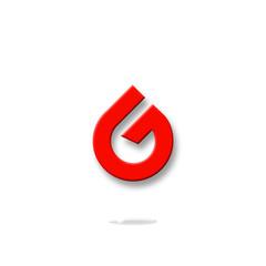 g, logo g, letter g, vector, icon g, symbol, font, bussines
