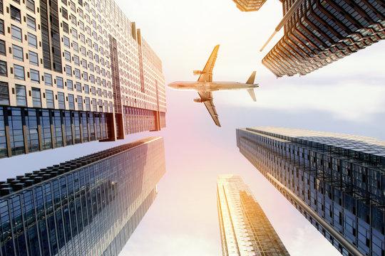Flugverkehr & Klima.