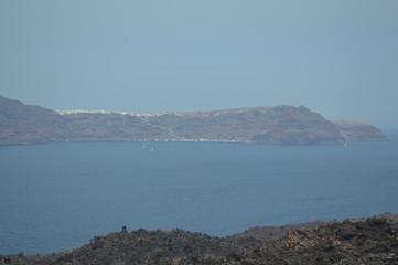distant greek town