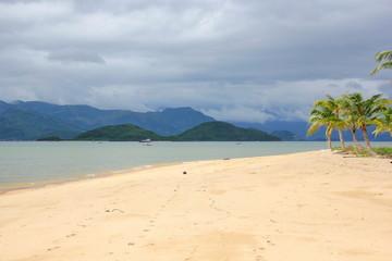 Paradise beach Vietnam