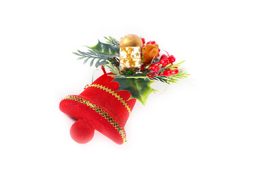 beautiful Christmas decorations for the organization of festive New Year's gifts
