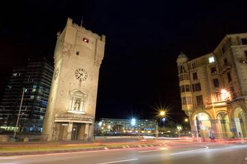 Savona torretta torre dell'orologio