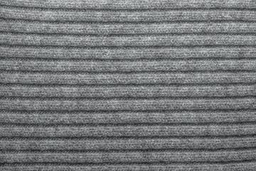 Brown woolen texture