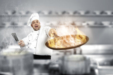 cook chef