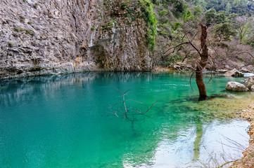 Source de la Sorgue Fontaine-de-Vaucluse