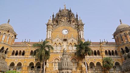 Mumbai, Hauptbahnhof