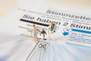 Familienwahlrecht und Familienpolitik in Deutschland