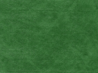 green color leather texture. Wall mural