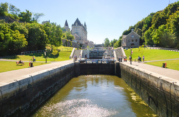 Poster Channel Rideau Canal