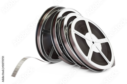 Row of film reels 3d rendering stock photo and royalty free images row of film reels 3d rendering altavistaventures Choice Image