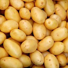 cassa di patate nel dettaglio