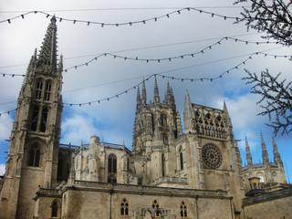 Catedral de Burgos, España.